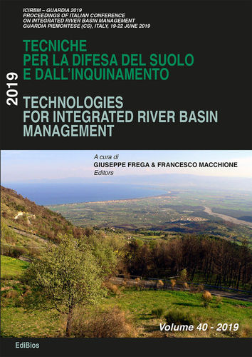 Technologies for Integrated River Basin Management - Volume 40